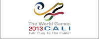 The World Games 2013 CALI